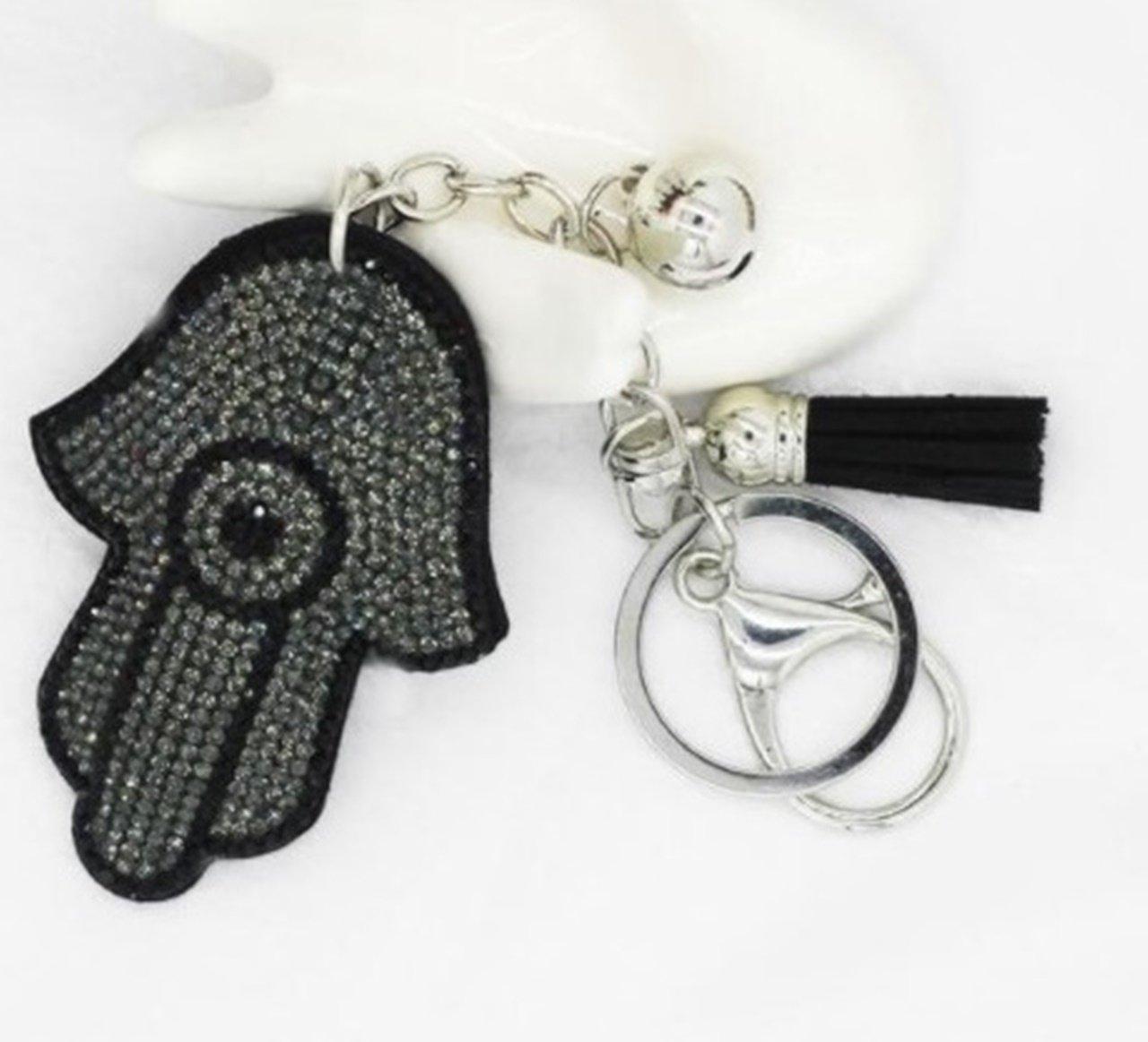 Llavero de mano de Fátima con diseño de mini bolsillo ...