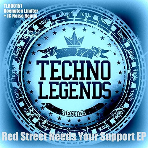 Red Street Needs Your Support (IG Noise Remix) ()