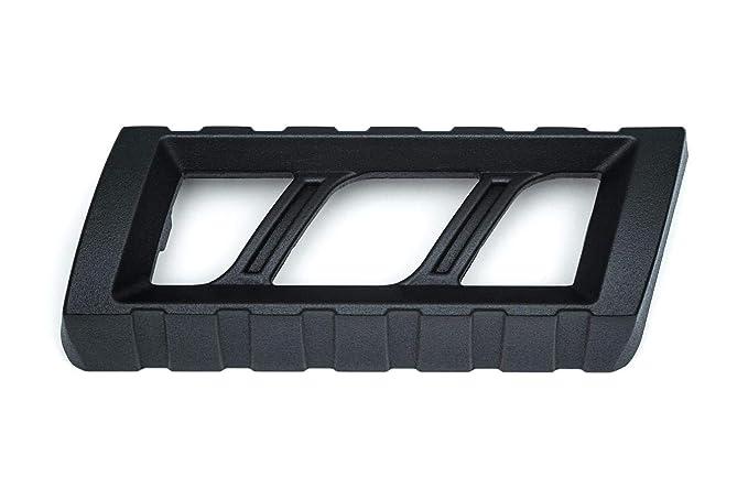 Amazon com: Kuryakyn 3563 Riot Heat Shield - Satin Black: Automotive