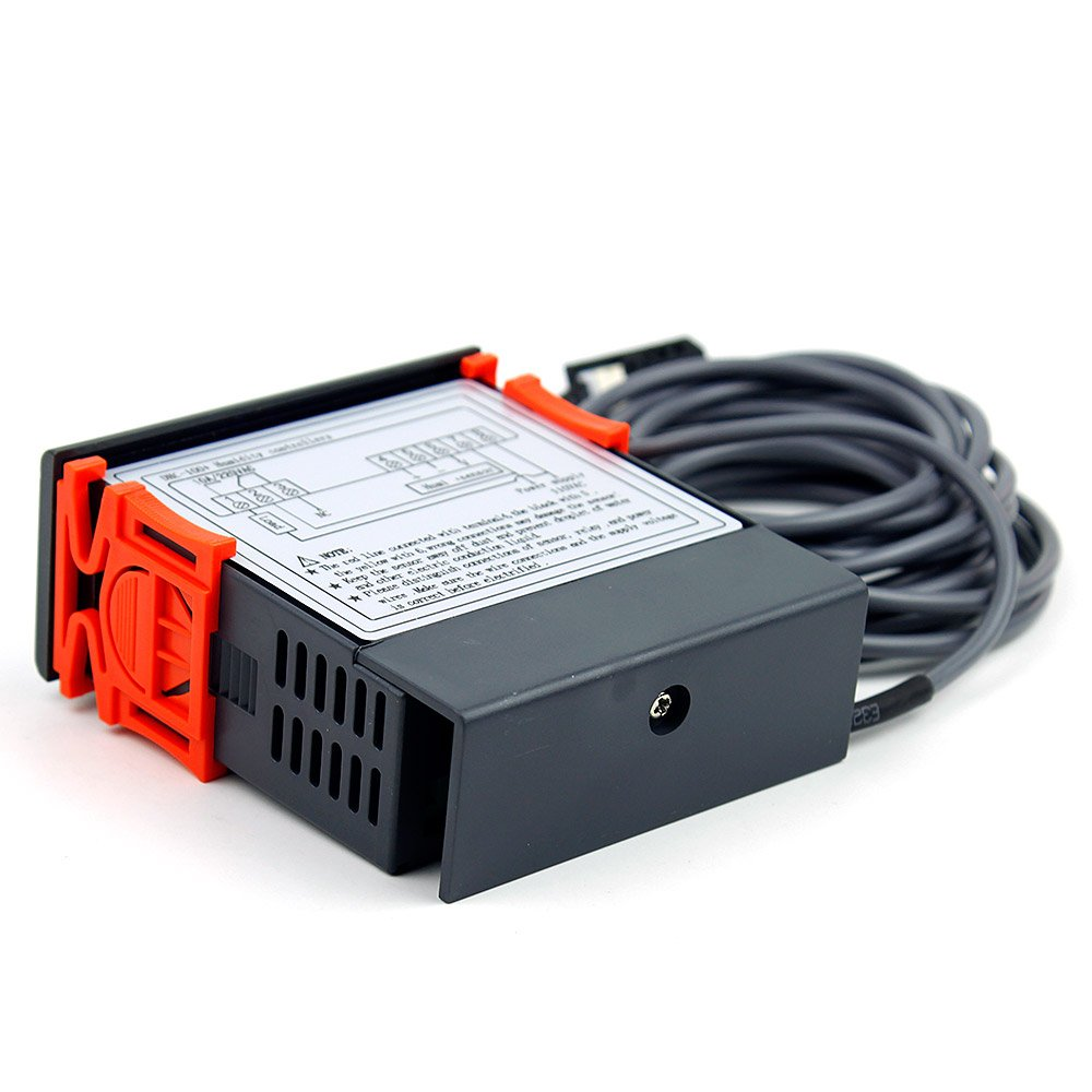 Lerway 110v Dhc 100 All Purpose Air Humidity Control Diy Homebrew Project Dual Stage Temperature Controller Stc1000 With Humirel Sensor Htg3515ch Computers Accessories