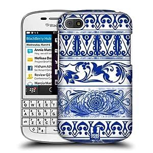 Head Case Designs Ceramic Pot Chinese Jar Pattern Hard Back Case Cover for BlackBerry Q10