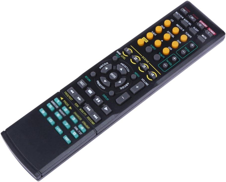 General Remote Replacement Control Fit for RAV254 RAV-254 RX-V457 RXV450 HTR5750 HTR-5750 RXV550 RX-V550 DSP-AX450 for Yamaha AV System