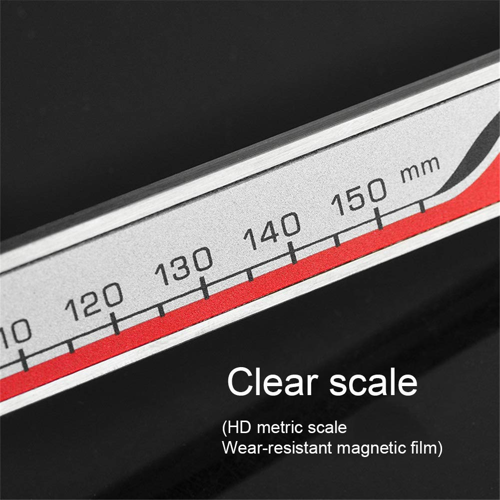 WYN Digital Vernier Calipers Micrometer Electronic High Precision Measuring Tool Stainless Steel Instrument