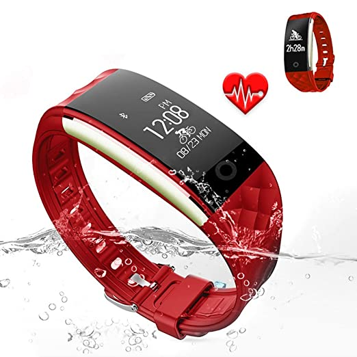 29 opinioni per ESDY Promemoria Bluetooth smart Guarda IP67 intelligente Bracciale impermeabile
