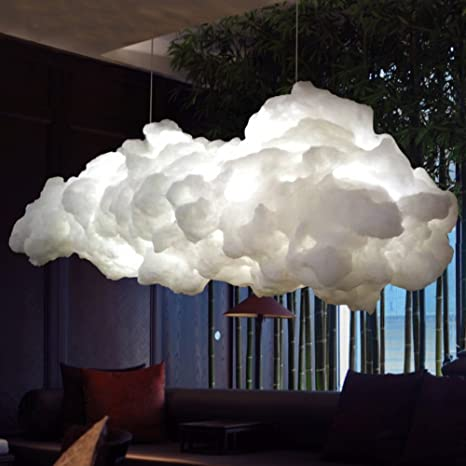 Hotel lobby lighting Architectural Chandelierfloating Clouds Creative Personality Cloud Chandelier Hotel Lobby Restaurant Lighting Art Living Room Led Imall Chandelier Floating Clouds Creative Personality Cloud Chandelier
