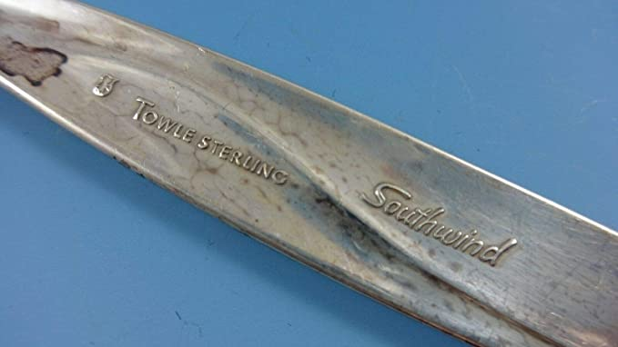 Southwind by Towle Sterling Silver Baked Potato Fork Custom Made 7 58