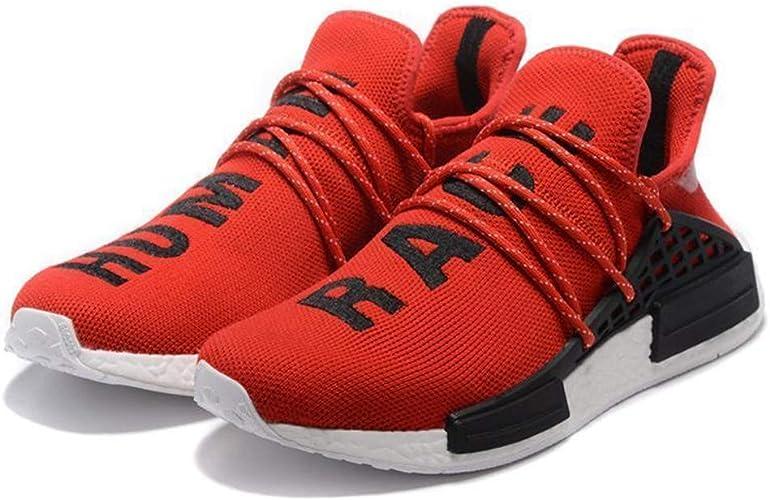 2019 Popular Zapatillas de Correr para Hombre y Mujer, sin Caja de Zapatos, Negro (#8), 42 EU: Amazon.es: Zapatos y complementos