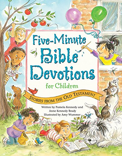 Five-Minute Bible Devotions for Children: Stories from the Old Testament by Ideals Children's Books