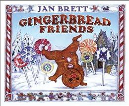 Gingerbread Friends by [Brett, Jan]