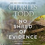No Shred of Evidence: An Inspector Ian Rutledge Mystery | Charles Todd