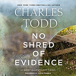 No Shred of Evidence Audiobook