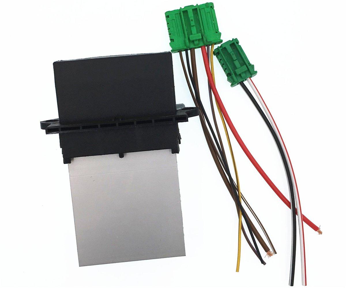 KT SUPPLY Aria Condizionata Ventilatore Resistore blower