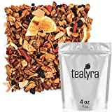 Cheap Tealyra – Superfruit Mango – Goji Berries – Pineapple – Pomegranate – Fruity Herbal Loose Leaf Tea – Hot or Iced – Vitamin and Antioxidant Rich – Caffeine Free – All Natural – 112g (4-ounce)