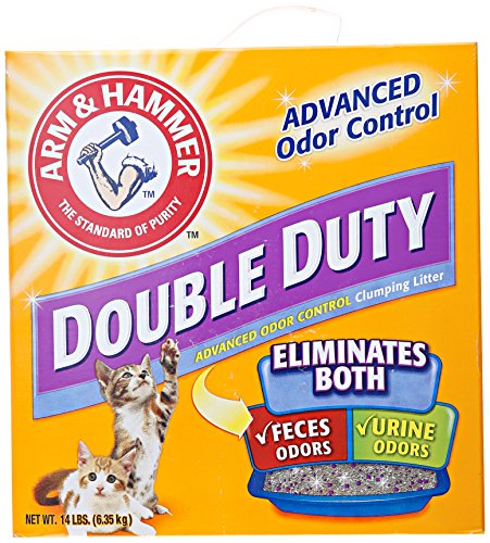 Arm-Hammer-Double-Duty-Clumping-Litter