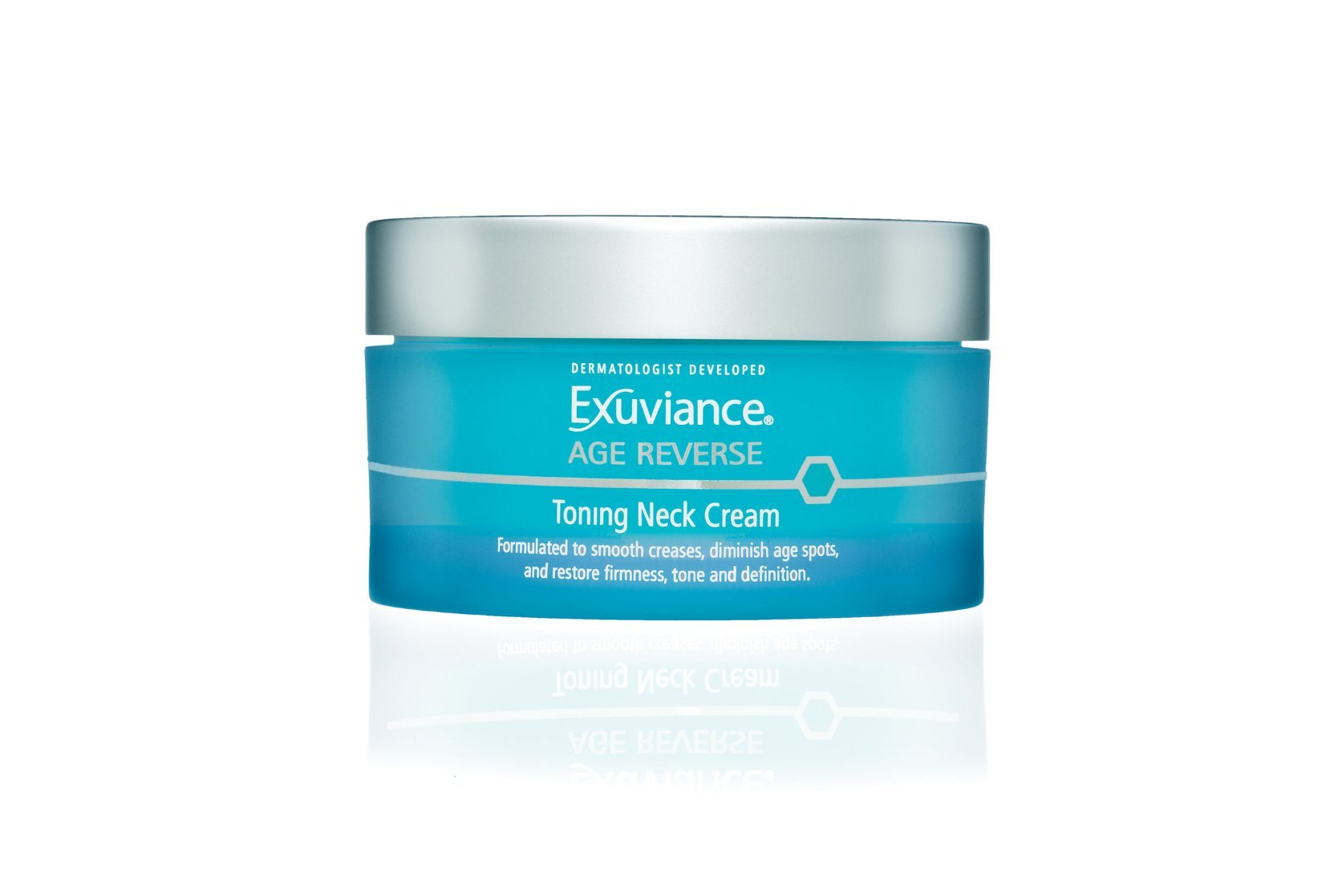 Exuviance Age Reverse Toning Neck Cream - 4.4 oz by Exuviance (Image #1)