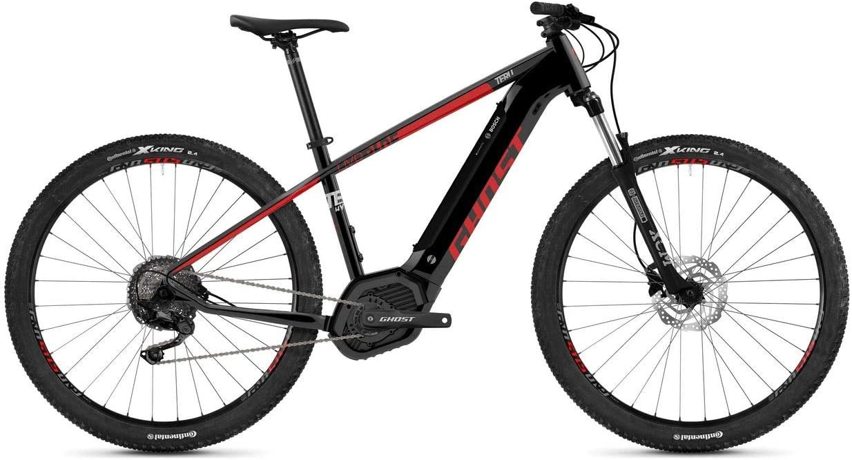 Ghost Hybrid Teru PT B3.9 AL U Bosch 2019 - Bicicleta eléctrica ...
