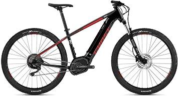 Ghost Hybrid Teru PT B3.9 AL U Bosch 2019 - Bicicleta eléctrica (XL/50 cm), color negro, rojo y gris: Amazon.es: Deportes y aire libre