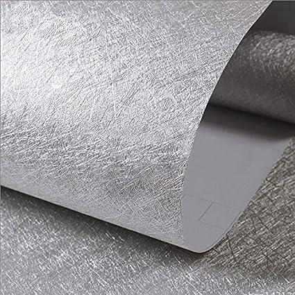 YUELA Unión minimalista moderno PVC autoadhesivo Wallpaper ...