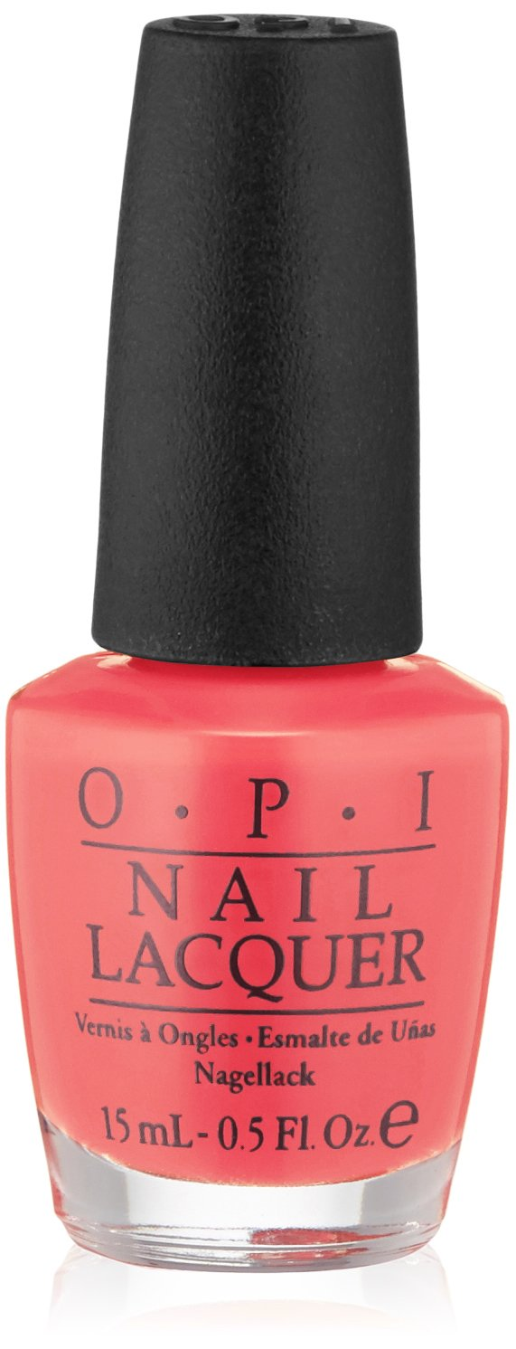 Amazon.com: OPI Nail Lacquer, Charged Up Cherry, 0.5 fl. oz.: Luxury ...