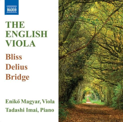 Price comparison product image The English Viola (Works By Bliss / Delius / Bridge)