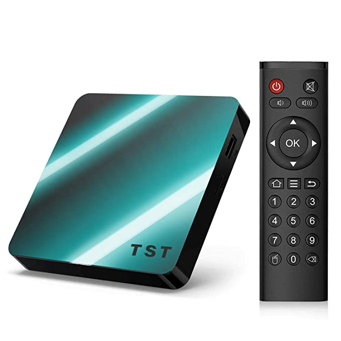2.0 GHz Internationale Version Fernbedienung 4K 2 GB RAM Mi Box Android 6 TV 60 fps HDR