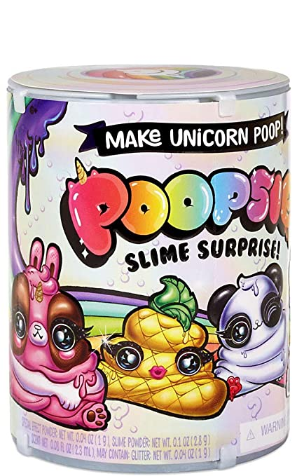 Amazon.com  Poopsie Slime Surprise Pack Series 1  Toys   Games 18949290d2