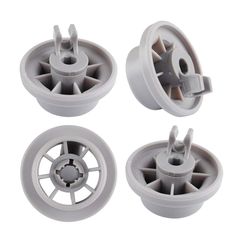4 ruedas inferiores para lavavajillas Grundig: Amazon.es: Grandes ...