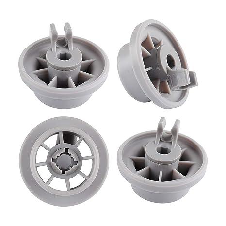 4 ruedas inferiores para lavavajillas Grundig: Amazon.es ...