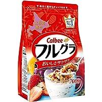 Calbee 卡乐比 水果麦片700g(日本进口) (跨境自营,包税)