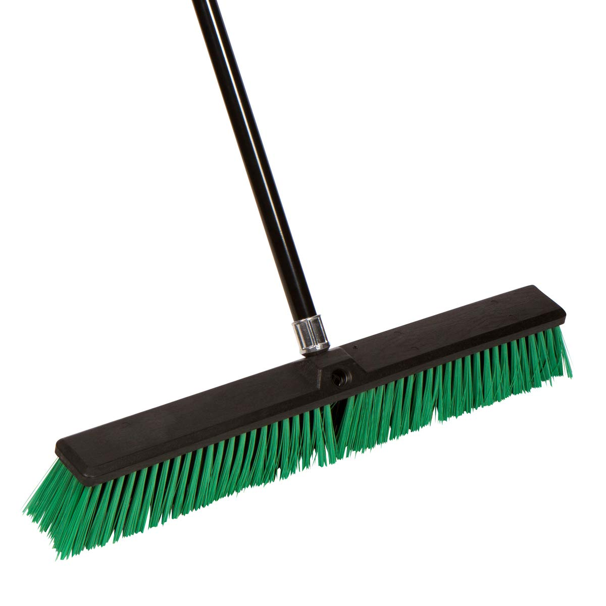 Tidy Tools Large 24'' Rough-Surface Push Broom With Alloy Handle by Tidy Tools