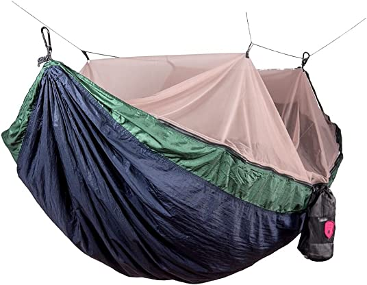 Grand Trunk Skeeter Beeter Pro Mosquito Hammock: Portable Bug Prevention Hammock