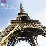 Paris Wall Calendar (2017)