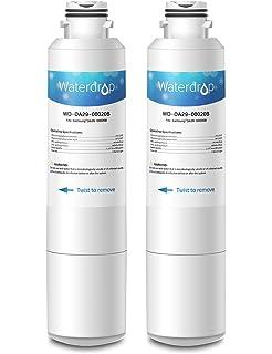 Waterdrop DA29-00020B reemplazo del filtro de agua del refrigerador para Samsung DA29-00020B