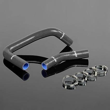 Amazon.com: Gplus Silicone Radiator Hoses Kit For TOYOTA COROLLA AE86 4A-GE 4AGE 83-87 84: Automotive
