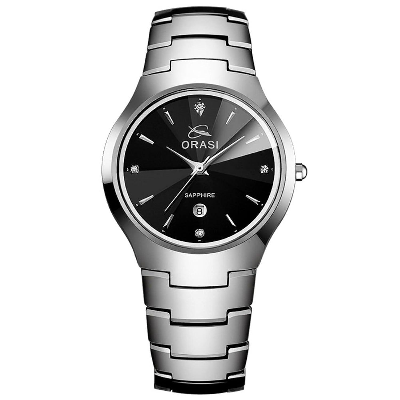 Ladies quartz watch /タングステンスチール防水時計/ビジネスカジュアルメスform-a B06XCDH31T