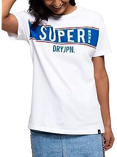Superdry SDRY Panel Oversized Portland T Shirt at Amazon