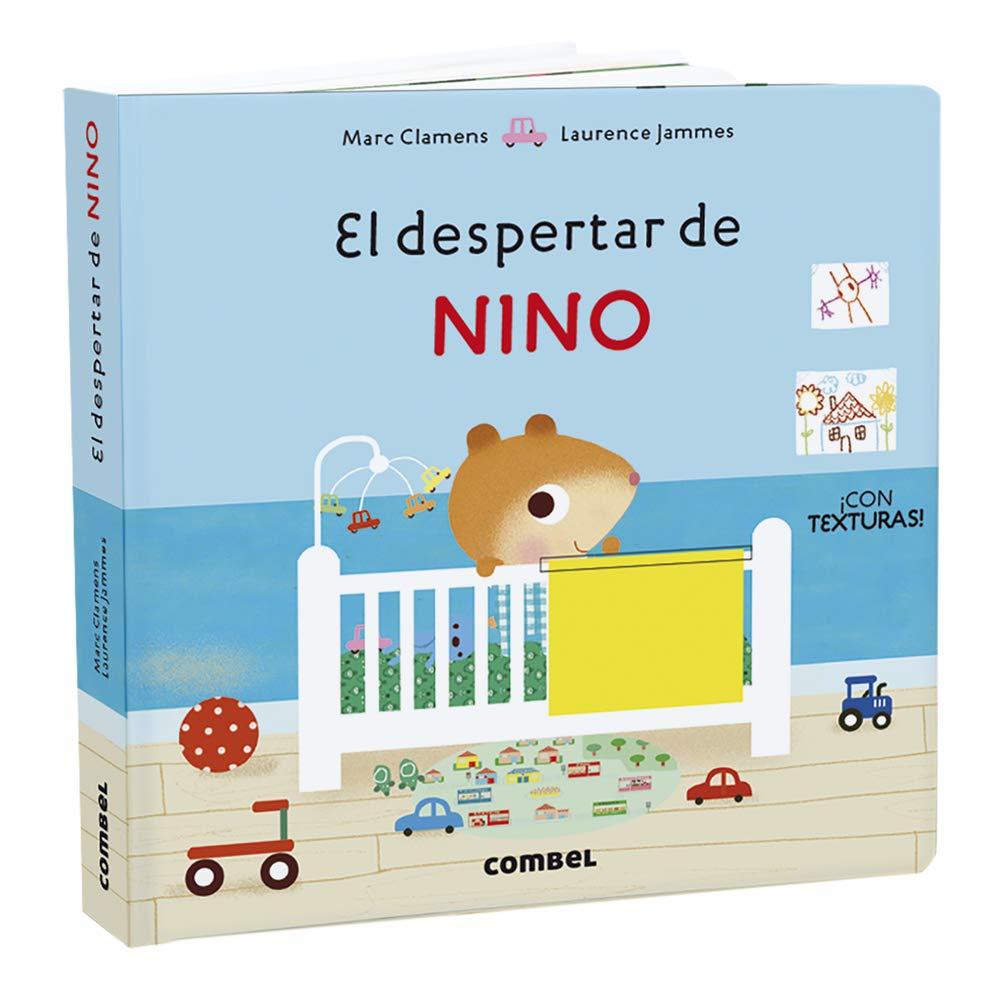 El despertar de Nino (Menudo trajín, Nino) (Spanish Edition) (Spanish) Hardcover – September 1, 2019