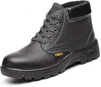 Lavoro di Sicurezza Boot Anti Piercing Uomini Stivali Di