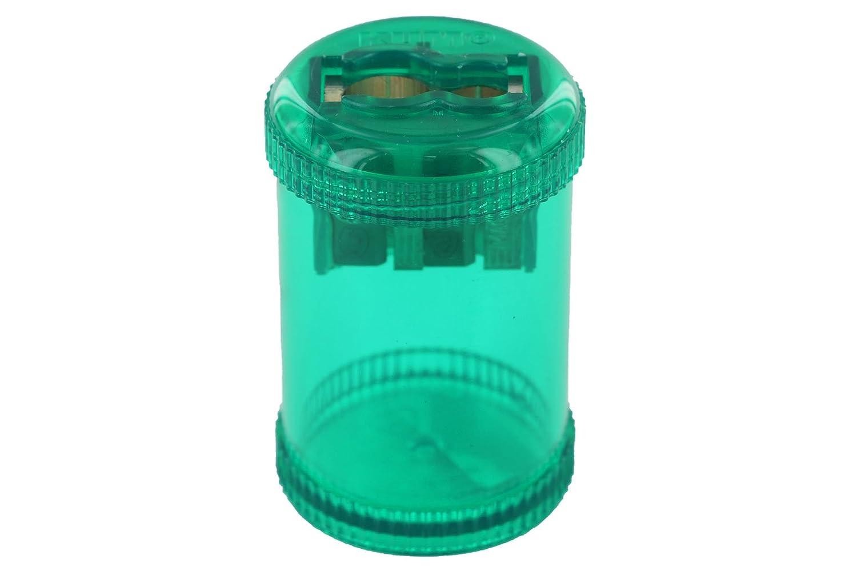 'Kum az103.28.19de G de cajas doble sacapuntas 430M2g,la redondas de magnesio, tapa de rosca, 1unidades, color verde AZ103.28.19-G