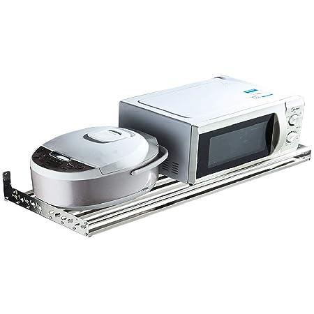 Estante de cocina Estante de almacenamiento de acero inoxidable ...