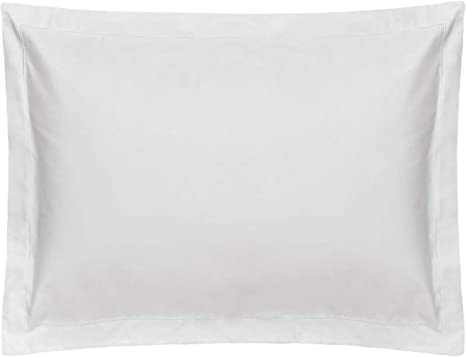 Hotel Quality 400 Thread Pair Oxford Pillow Case Cover 100/% Egyptian Cotton