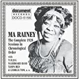 The Complete 1928 Sessions in Chronological Order