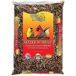 Wild Delight Sizzle N' Heat Bird Food, 14 lb