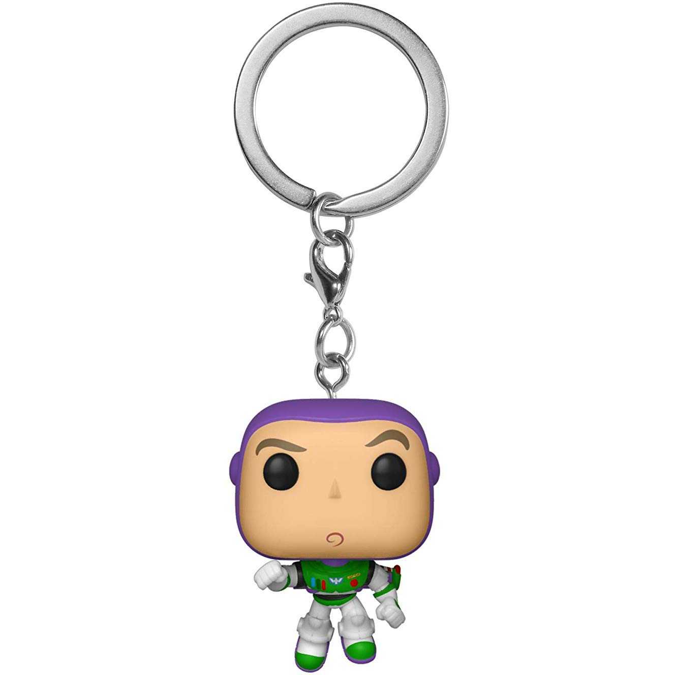 Amazon.com: Buzz Lightyear: Funko Pocket POP! Llavero ...