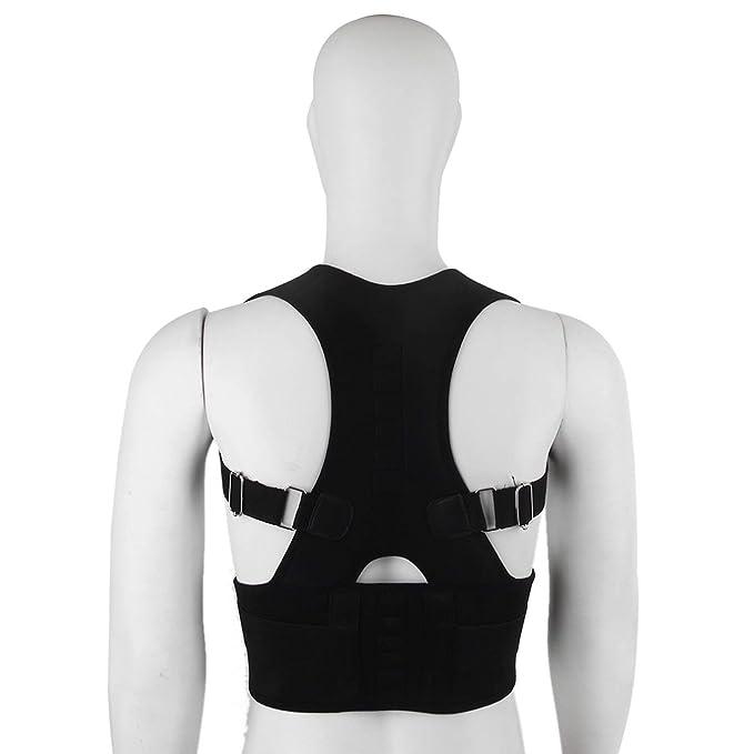 Cinturón corrector de postura ajustable para la espalda, lumbar ...