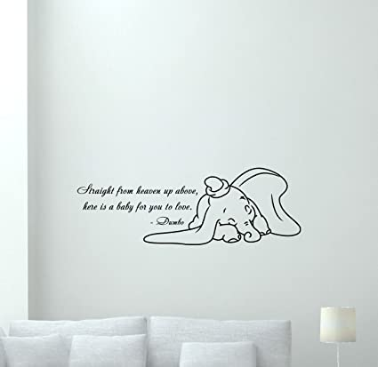 De Dumbo wallkraft - Vinilo calcomanía decorativo para pared ...