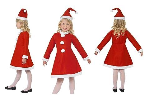 Fancy Dress Four Less Disfraz de Papá Noel con Disfraz de Papá ...