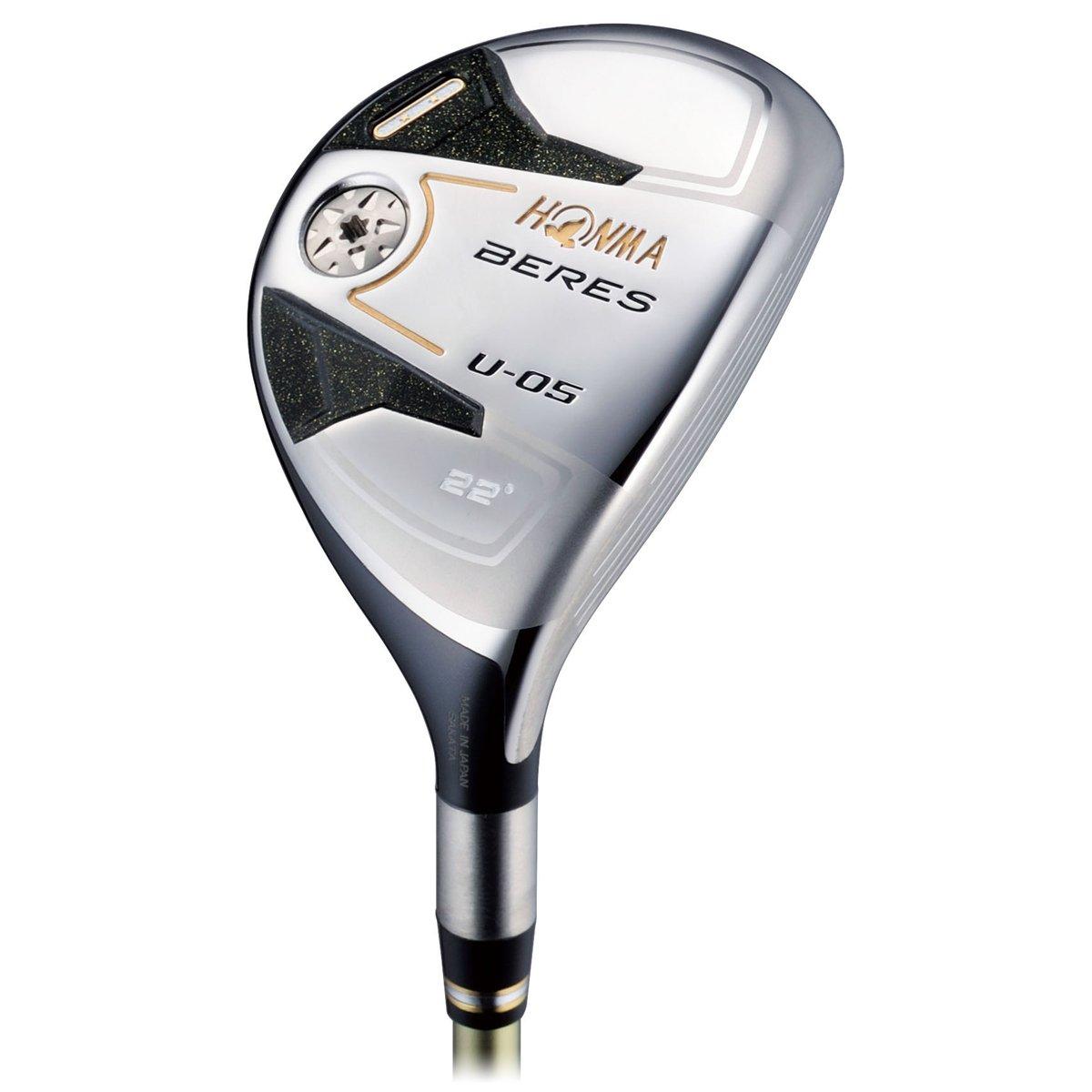 本間ゴルフ ユーティリティ BERES ベレス U-05 ユーティリティ U28(28度) 2Sグレード ARMRQ∞ 48シャフト フレックス:R U-05S28 右 ロフト角:28度 番手:U28