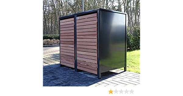 2 – Cubo de basura Cajas para 120 litros de basura toneladas en ...