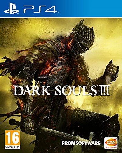 Dark Souls III Standard ? EU Edition (PS4) by Bandai Namco Entertainment